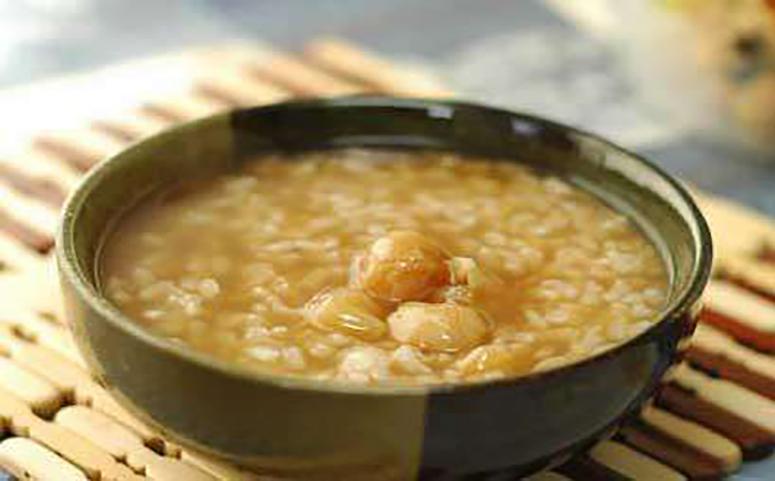 葛粉粳米粥做法图片