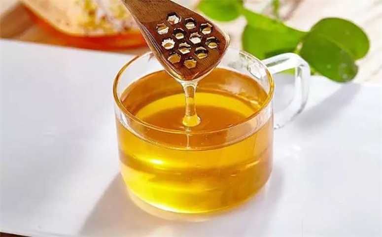 蜂蜜水的作用与功效
