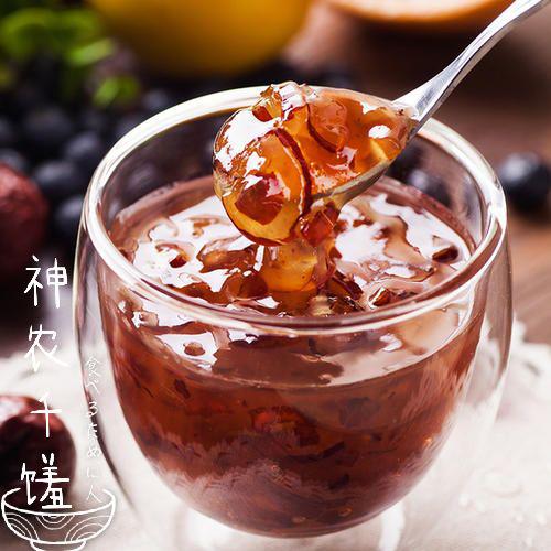 蜂蜜红枣酱图片