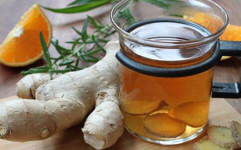 蜂蜜生姜水成品图片