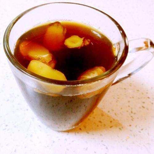蜂蜜生姜水图片