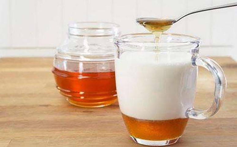 蜂蜜美容护肤图片