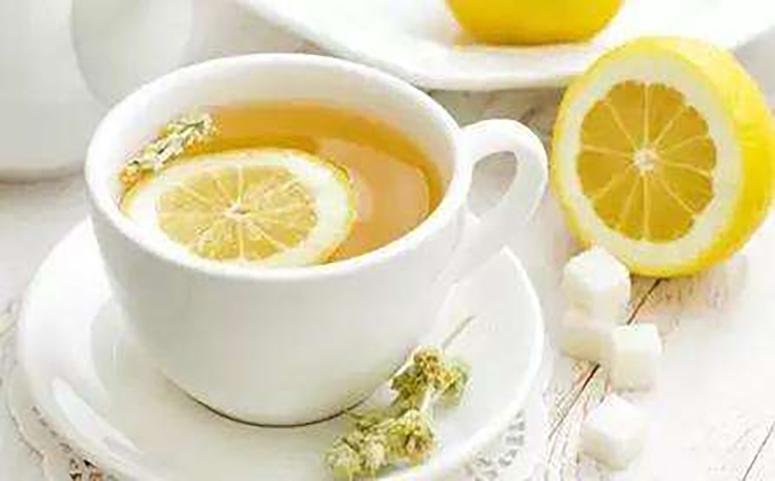 柠檬蜂蜜水什么时候喝最好图片