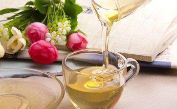 蜂蜜茶的做法与功效图片