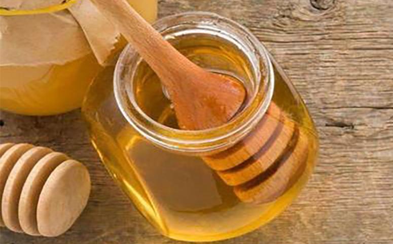蜂蜜加什么去皱纹图片