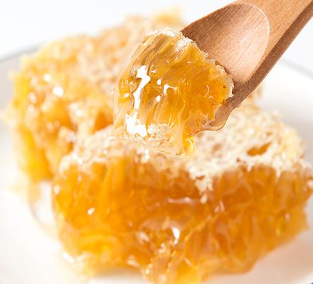 土蜂巢蜜图片1