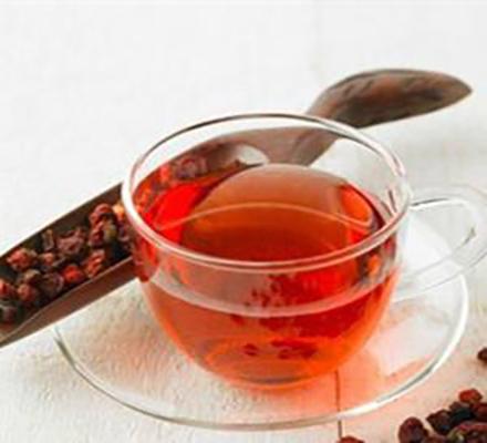 五味子养心安神茶图片
