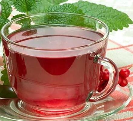 新鲜五味子茶图片