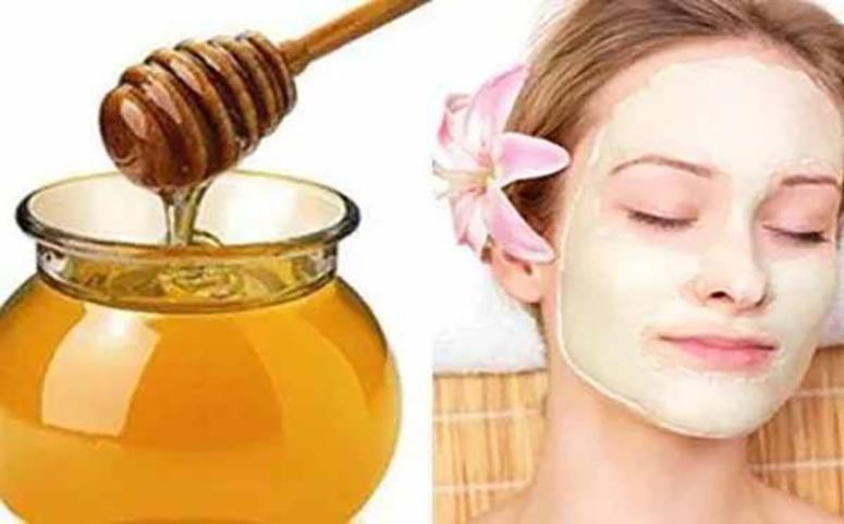 蜂蜜敷面膜的正确方法图片