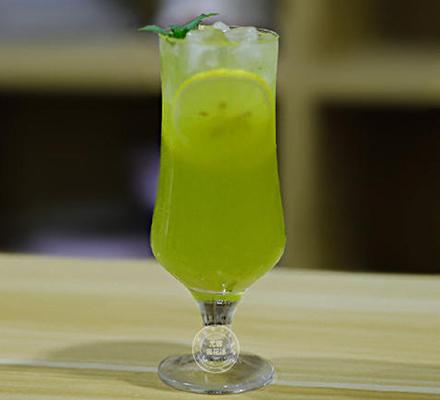 猕猴桃柠檬汁图片