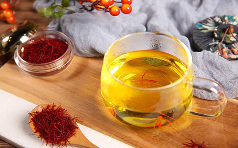 藏红花蜂蜜水的功效与好处图片