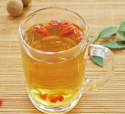 枸杞蜂蜜水