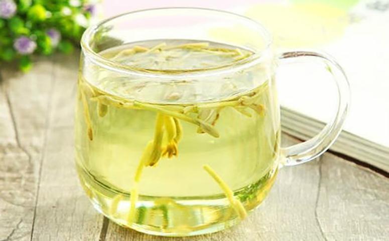 蜂蜜金银花茶降血压的功效图片