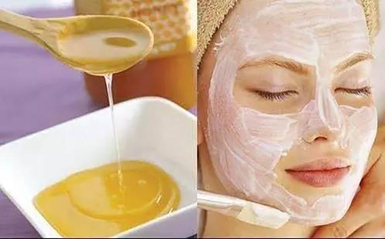 蛋清蜂蜜面膜的做法与功效图片