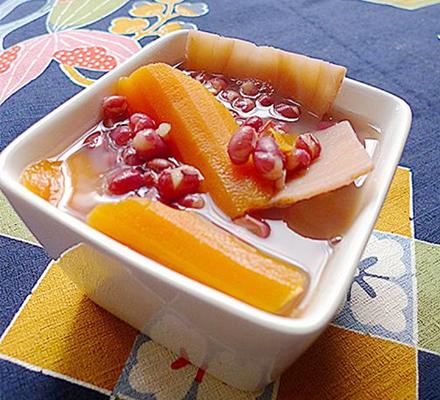 红豆粉葛图片