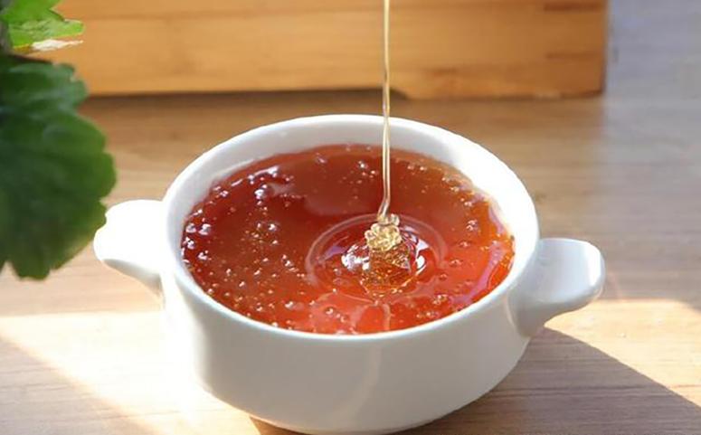 枣花蜜的作用与功效图片