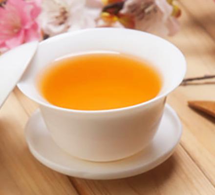山楂决明子茶图片