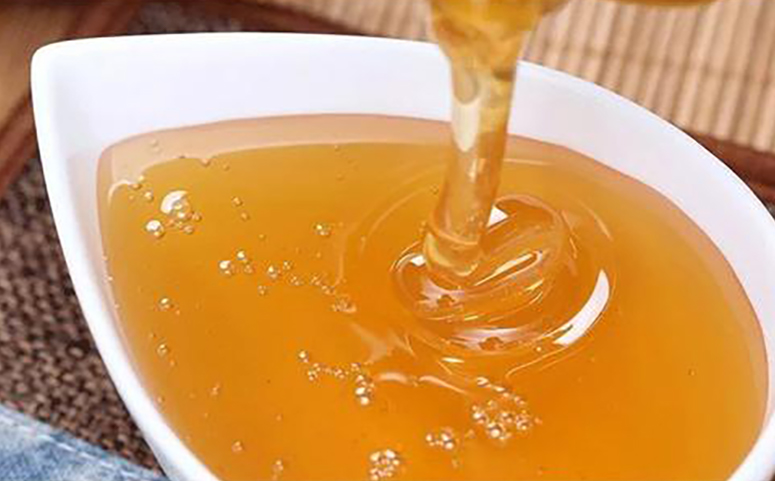 荆条蜜的功效与作用图片