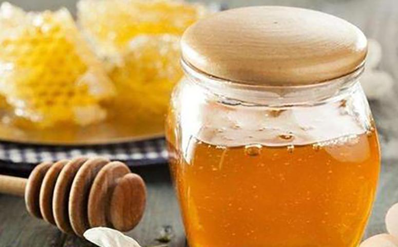 荆条蜜的食用方法图片