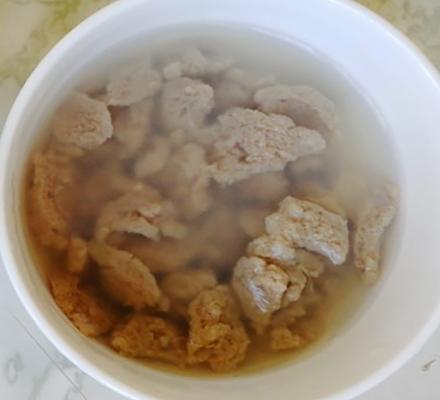 葛根牛肉泥图片