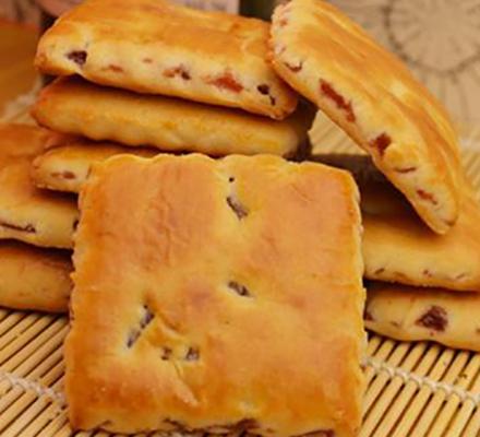 山楂饼干的做法图片