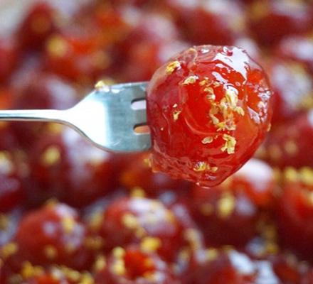 炒红果做法图片
