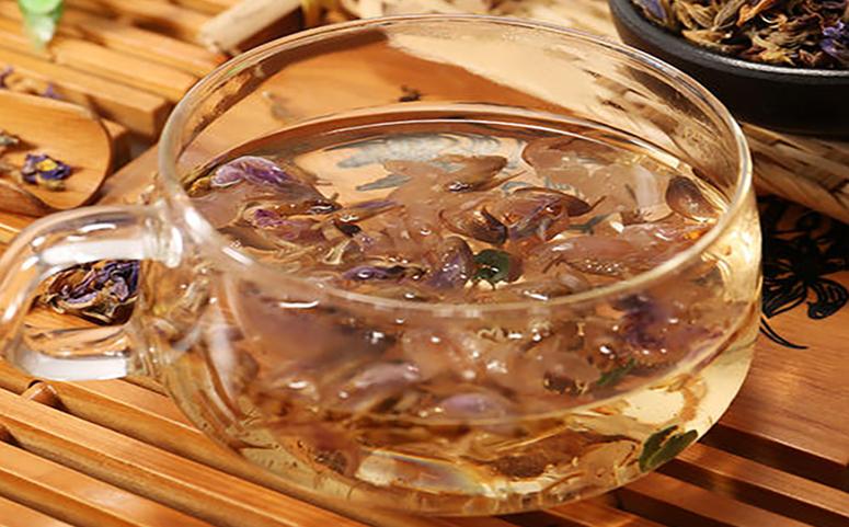 葛根花茶可以长期喝吗图片