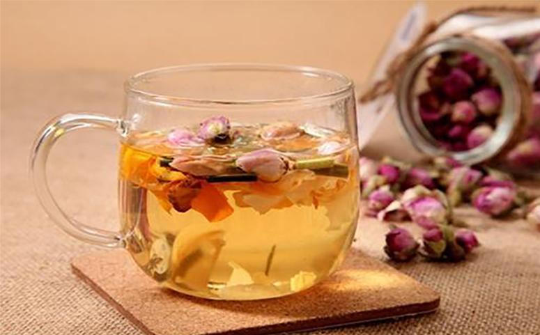 喝山楂玫瑰花茶的注意事项图片
