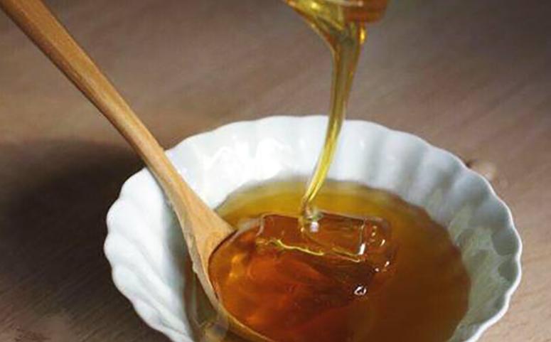 蜂蜜会结冰吗图片