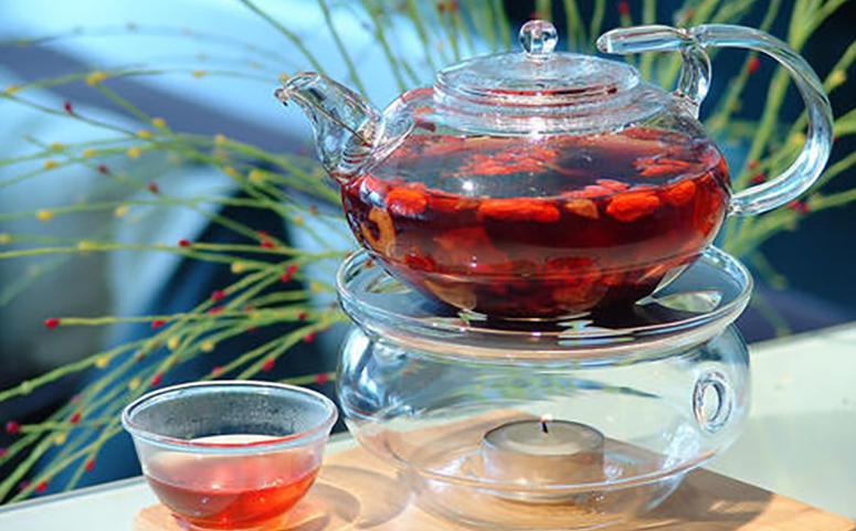 五味子枸杞茶的功效与作用图片