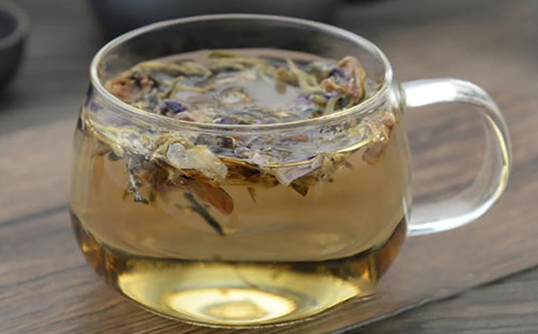 喝葛根花茶的好处和坏处图片
