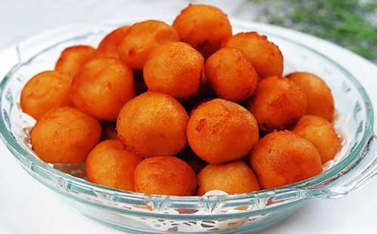 蜂蜜红薯丸子做法窍门介绍图片