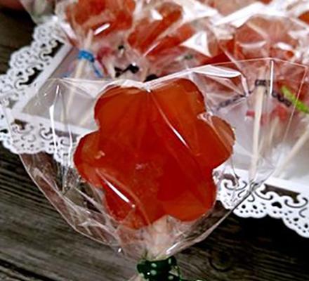 山楂棒棒糖的做法图片