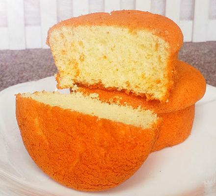无水蜂蜜小蛋糕