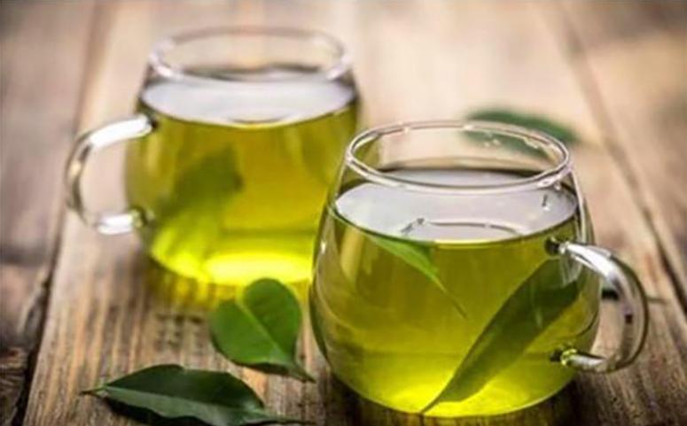 蜂蜜绿茶水图片